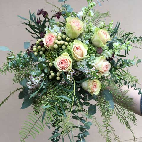Wedding Spirit Bridal Bouquet