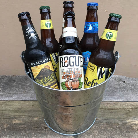 Oregon Brewers Beer Bucket