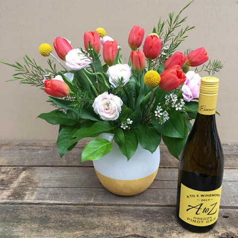 New!!! Portsmouth Spring and Pinot Gris