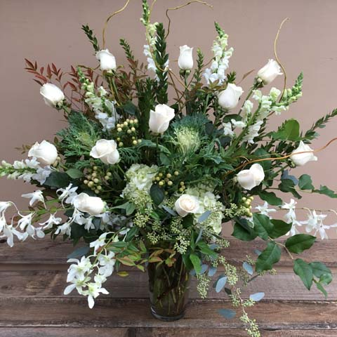 Foster Sympathy Flower Bouquet