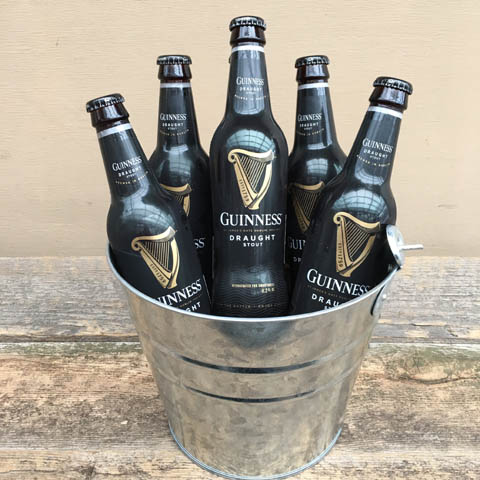 Guinness Beer Bucket