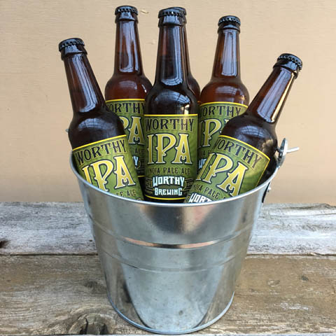 Worthy IPA Bucket