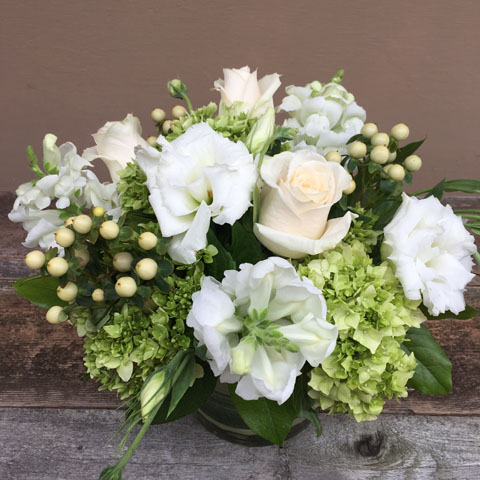 The Pearl Flower Bouquet