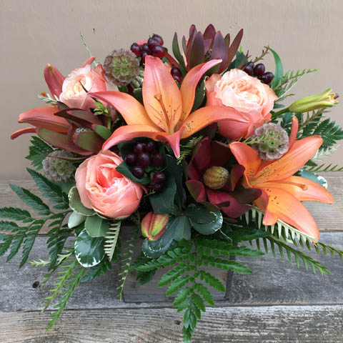 Oak Grove Flower Bouquet